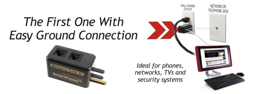 SmartNet II With Easy Ground Connection