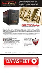 Download datasheet for SBP-TBF 1000-1400VA
