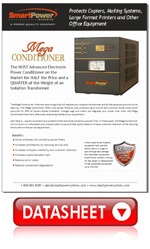 Download Mega Conditioner Datasheet