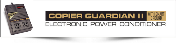 Copier Guardian II - Electronic Power Conditioner